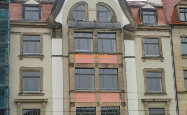3 Raumwohnung im 1. OG  mit Balkon.