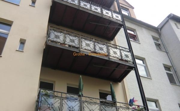 2  Raumwohnung mit Balkon